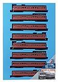 マイクロエース Nゲージ 401系-常磐線・初期型・アンテナ増備・改良品 8両セット A4611 鉄道模型 電車