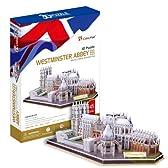 3D立体パズル ウェストミンスター寺院