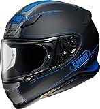 ショウエイ(SHOEI) バイクヘルメット フルフェイス Z-7 FLAGGER(フラッガー) TC-2(BLUE/BLACK) L(59cm) -