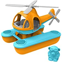 Green Toys (グリーントイズ) 水上ヘリコプター オレンジ