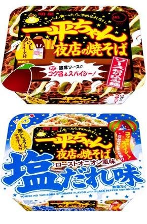 一平ちゃん 夜店の焼そば (135g)