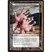 Magic: the Gathering - Only Blood Ends Your Nightmares - Archenemy Schemes