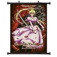 "Murder Princessアニメファブリック壁スクロールポスター( 16"" x 22"" )インチ。[ WP ] -murder princess-7"