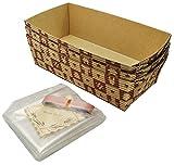貝印 kai 紙製 パウンドケーキ型 セット 小 3枚入 DL-0513