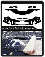 スバルインプレッサWRX STI 4ドア( 2011–2014) 3Mクリアペイント保護フィルムキット(ライセンスプレート)