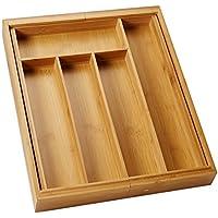 honeycando bamboo cutlery tray カトラリートレイ KCH-01079