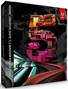 Adobe Creative Suite 5.5 Master Collection Windows版 (旧製品)
