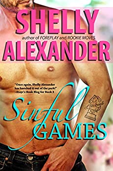 Sinful Games (A Checkmate Inc. Novel Book 4) by [Alexander, Shelly]