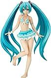 キャラクター・ボーカル・シリーズ01 初音ミク 水着Ver. 1/12スケール PVC製 塗装済み組み立て式フィギュア