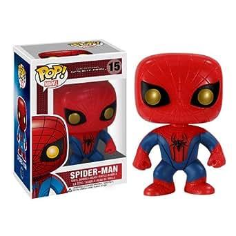 POP! アメイジング・スパイダーマン スパイダーマン 高さ約90mm プラスチック製 塗装済み完成品フィギュア