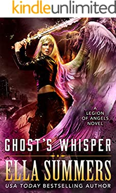 Ghost's Whisper (Legion of Angels Book 9)