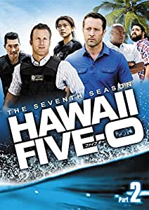 Hawaii Five-0 シーズン7 DVD-BOX Part2(6枚組)