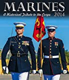 【並行輸入品】2014 Marines Wall Calendar