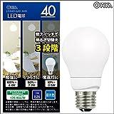 明るさ切り換えLED電球 LDA4D-G/D AH9 40型相当