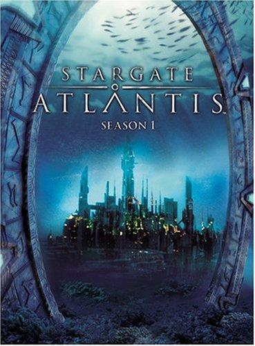 スターゲイト:アトランティス シーズン1 DVD-BOXの詳細を見る