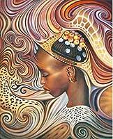 Xiyuyuan アフリカのダイヤモンド塗装
