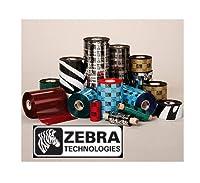 [ 05095bk08345] Zebra 3.27X 1476FTブラック樹脂リボン1インチコアQTY : 6