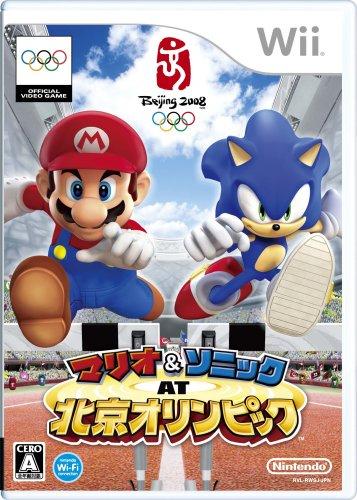 マリオ&ソニック AT 北京オリンピック - Wiiの詳細を見る