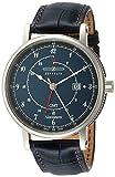 [ツェッペリン]ZEPPELIN 腕時計 ノルドスタン ネイビー文字盤 75463 メンズ 【並行輸入品】