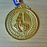 金メダル サッカーボール