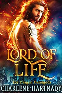Lord of Life (The Dragon Demigods Book 4) (English Edition)