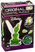 Original 3D Crystal Puzzle - Tinker Bell by Bepuzzled
