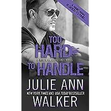 Too Hard to Handle (Black Knights Inc. Book 8)