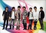 クリアファイル ★ Kis-My-Ft2 「Summer Tour 2011 Everybody Go」