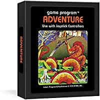 Adventure: The Atari 2600 Game Journal (Journals)