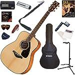YAMAHA アコースティックギター 初心者 入門 ウエスタンタイプ お手軽13点セット FG800