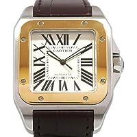 カルティエ Cartier サントス 100 LM W20072X7 新品 腕時計 メンズ [並行輸入品]