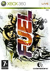 FUEL (輸入版:北米・アジア) - Xbox360