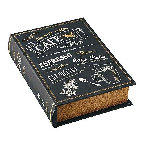 RoomClip商品情報 - 型の小物入れ - ブックストレージボックス - - Dominic Café ドミニクカフェ - インターフォルム(INTERFORM INC.) GD-9949