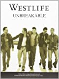 Westlife Unbreakable Piano Vocal Guitar Single Partition