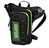 シンプソン(SIMPSON) バイク用バッグ Leg Bag(レッグバッグ) グリーン フリーサイズ SB-321