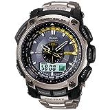 CASIO カシオ PROTREK プロトレック ソーラー電波腕時計 PRW-5000T-7 【逆輸入品】