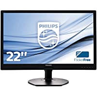 "Philips 221S6QYMB AH-IPS 21.5"" Black Full HD"