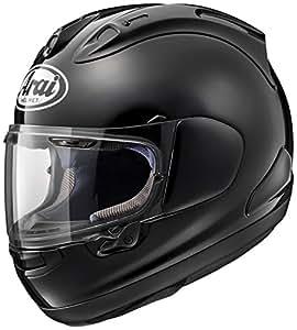 アライ(ARAI) バイクヘルメット フルフェイス RX-7X グラスブラック L (頭囲 59cm~60cm)