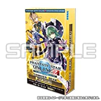 PHANTASY STAR ONLINE 2 TRADING CARD GAME スターターデッキ テクター