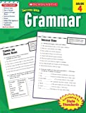 Scholastic Success With Grammar, Grade 4 (Scholastic Success with Workbooks: Grammar)