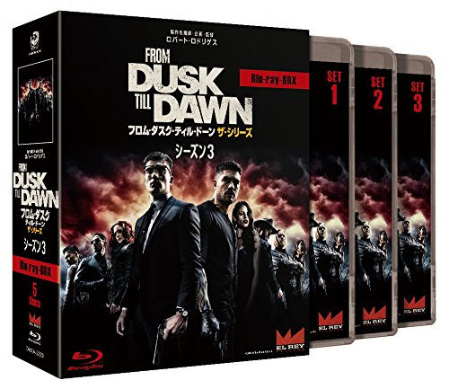フロム・ダスク・ティル・ドーン ザ・シリーズ3 Blu-ray-BOX[Blu-ray/ブルーレイ]