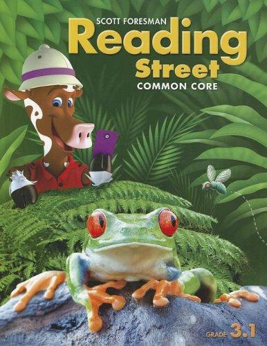 Download Scott Foresman Reading Street: Common Core, Grade 3.1 0328724513