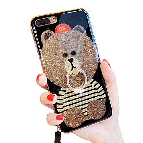 3d Teddy BearブラウンIphone 6s Plu...