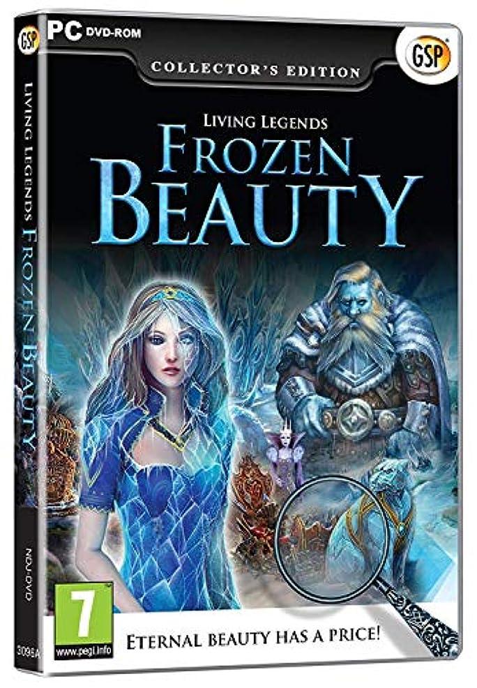 神話過言スーツLiving Legends: Frozen Beauty - Collector's Edition (PC DVD) (輸入版)