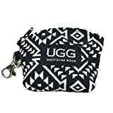UGG Australian Made since 1974(アグオーストラリアメイド1974) アグ コインケース アズテック柄 (ブラック) 【正規輸入品】
