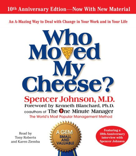 Who Moved My Cheese: The 10th Anniversary Editionの詳細を見る