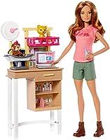Barbie Zoo Doctor Playset