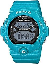 CASIO カシオ Baby-G 並行輸入品 ベビーG レディース 腕時計 デジタル BG-6903-2DR サックスブルー 海外モデル [時計] [時計]