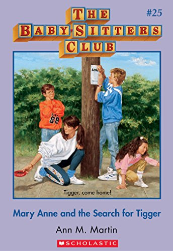 amazon the baby sitters club 25 mary anne and the search for