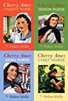 The Cherry Ames Nursing Stories Set book 1-4: Student Nurse / Senior Nurse / Army Nurse / Chief Nurse (Cherry Ames Nurse Stories)